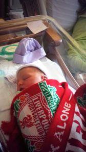newbornscarf